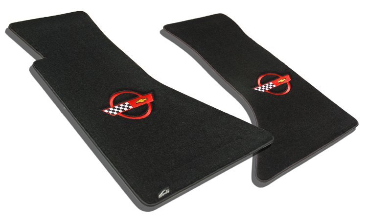 1984 1996 Corvette Mats From Lloyd Corvette Mats By